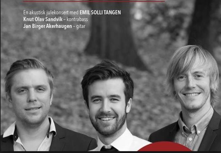 Emil Solli-Tangen - an aukustisk julekonsert