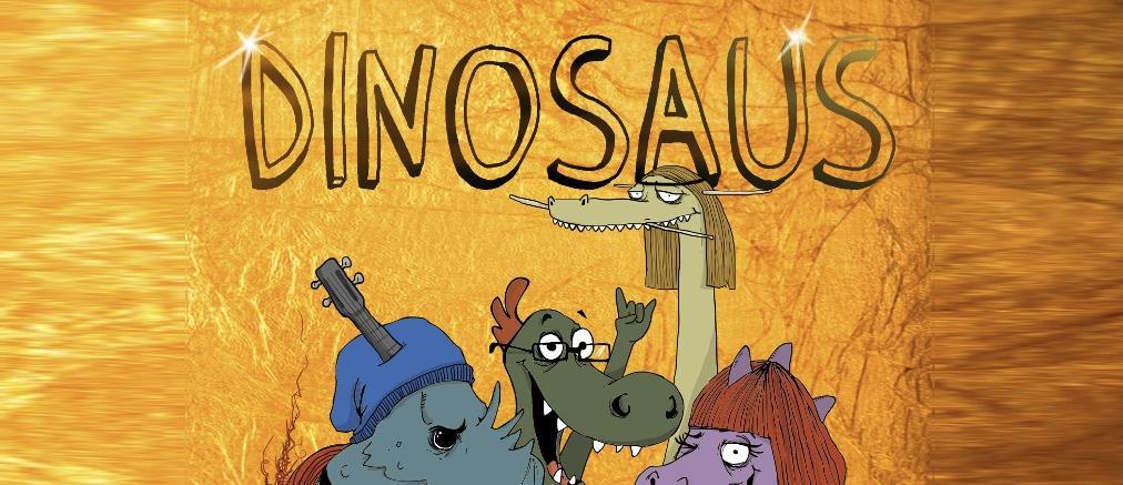 Dinosaus (Barn i sentrum)