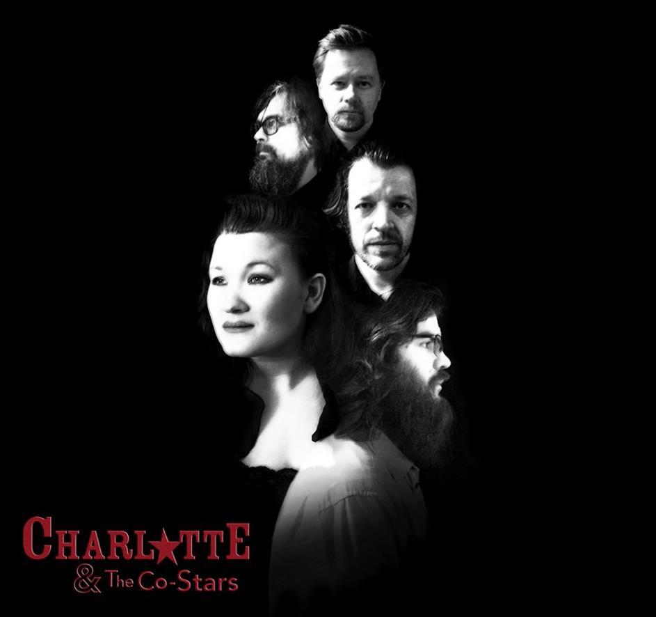 Lørdagscafe med Charlotte & The Co-Stars