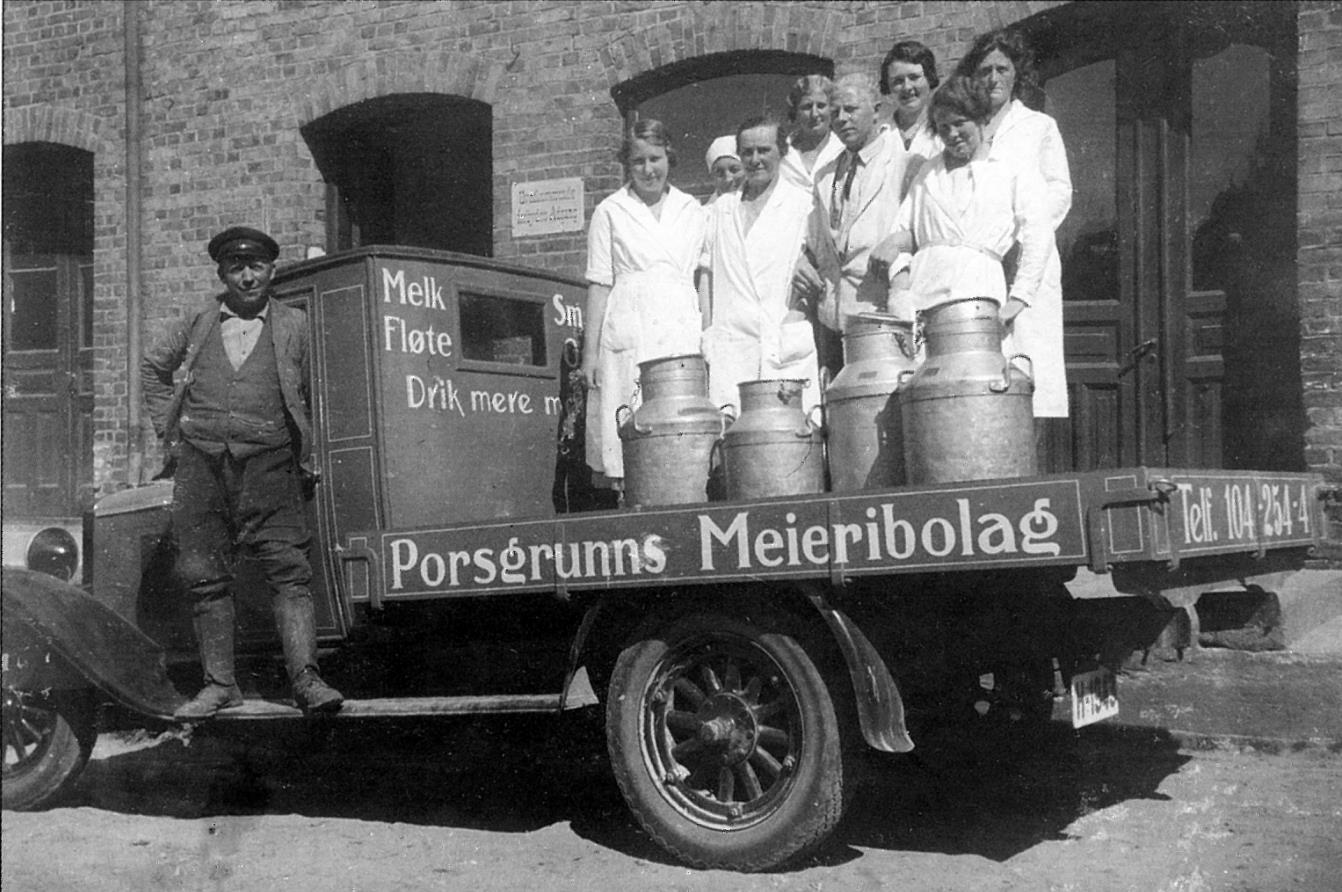 Meierislaget 1933, © Grenland Friteater