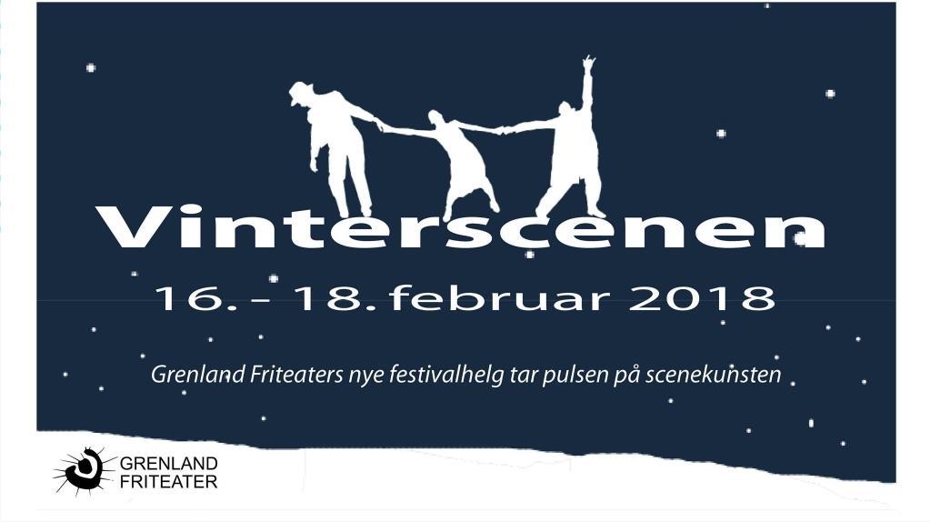 Vinterscenen - Porsgrunn forteller