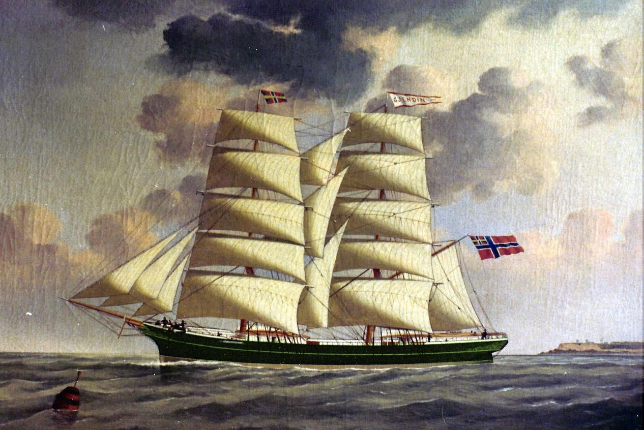 Sjøfarten og Porsgrunds Porselæn
