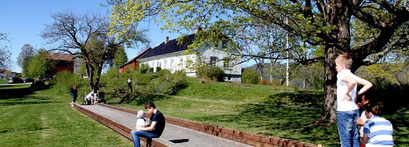Henrik Ibsen Museum sommersesong