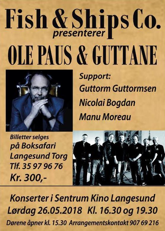 Ole Paus & Guttane
