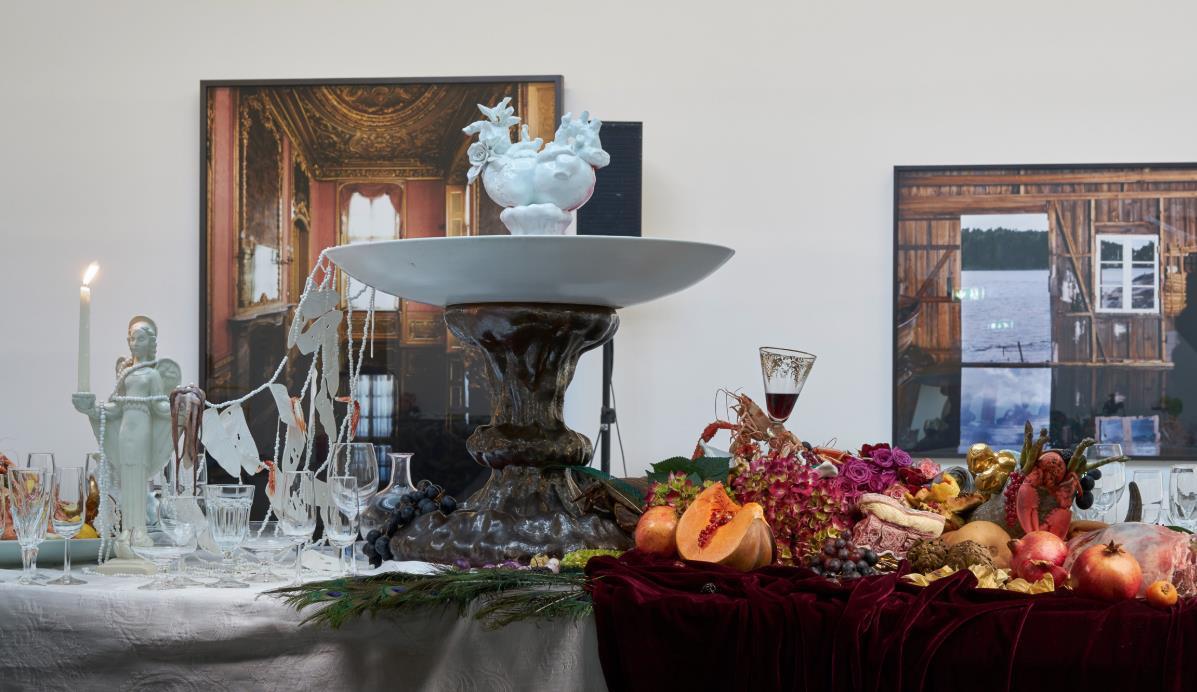 Lin Wang - utstilling
