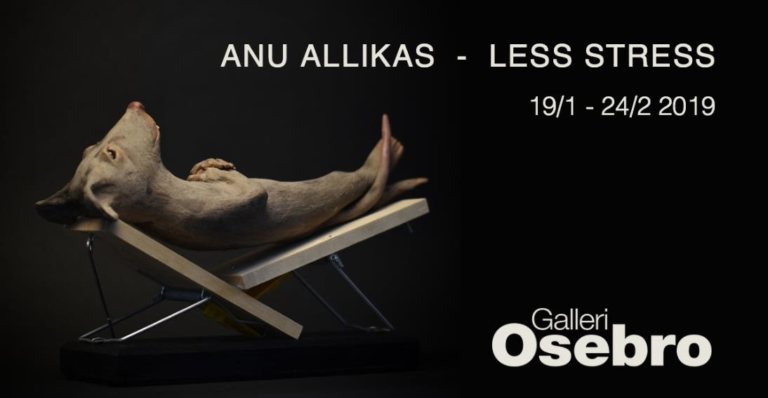 ANU ALLIKAS - LESS STRESS