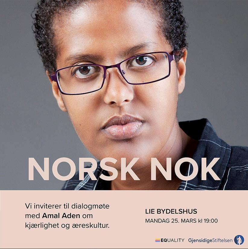 Norsk nok av Amal Aden