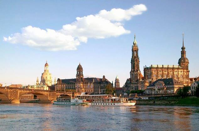 Foredrag - «Dresden, Elbens Firenze»