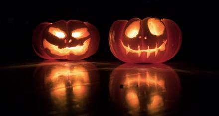 Halloweenfest på PS Bryggekafé