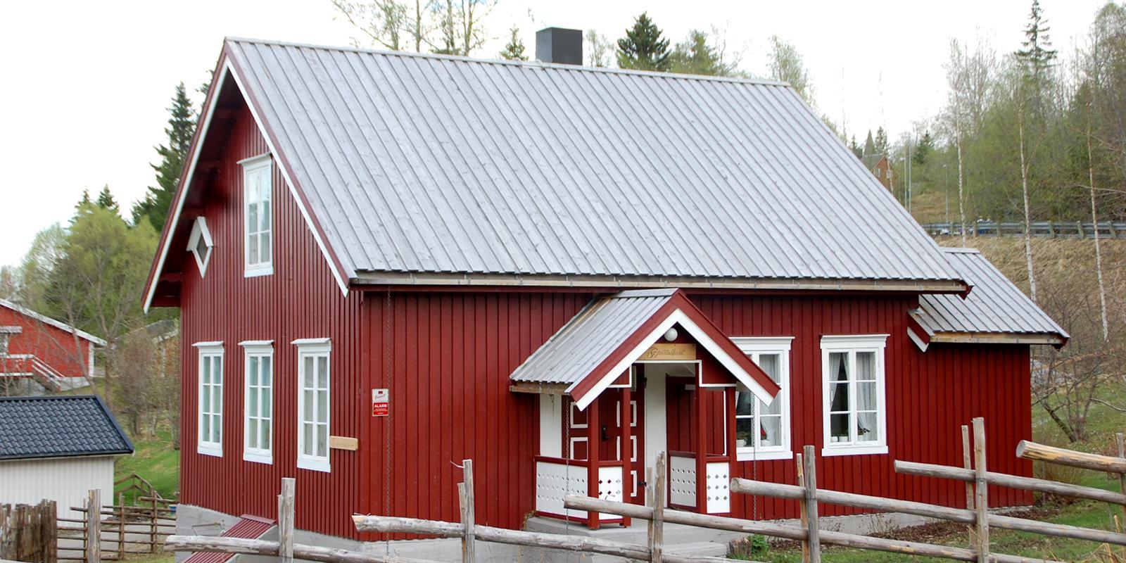 Gjerstadhuset