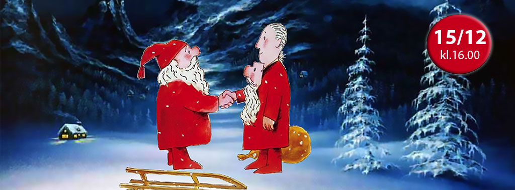 Prøysen, Snekker Andersen og Julenissen