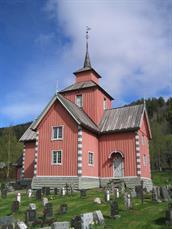 Olsoksamling i Vinje kyrkje