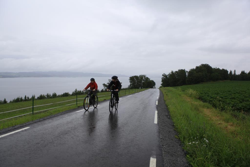 The Island Ytterøy by bike