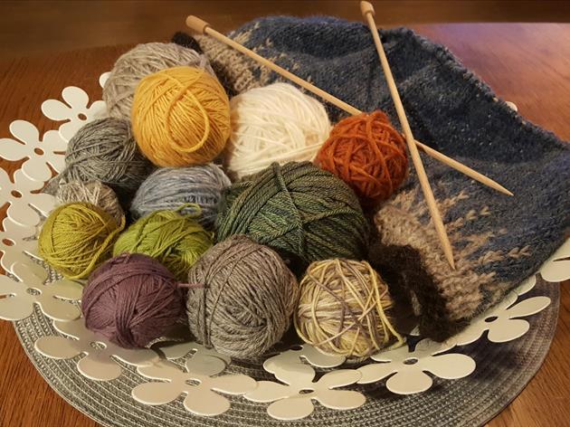 Yarn Candy