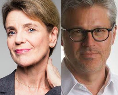 Under stjärnvalv - Stina Ekblad diktläsning och Mats Bergström gitarr