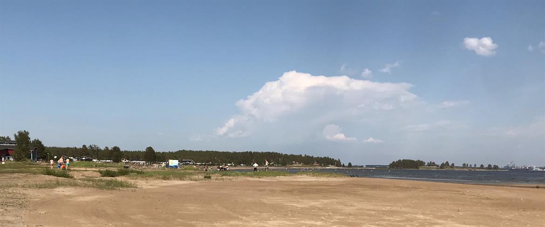Stranden Pite Havsbad