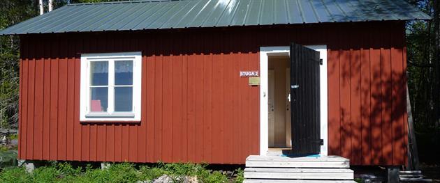 Cabin nr 2 at Vargön, Piteå Turistcenter