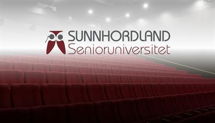 Senioruniversitetet: Agnes Ravatn + Svein Olav Steindal