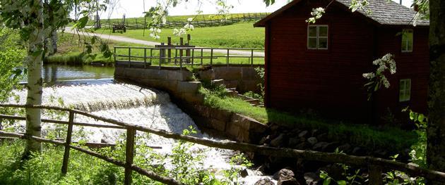 Dammen vid kvarnen, Swensbylijda