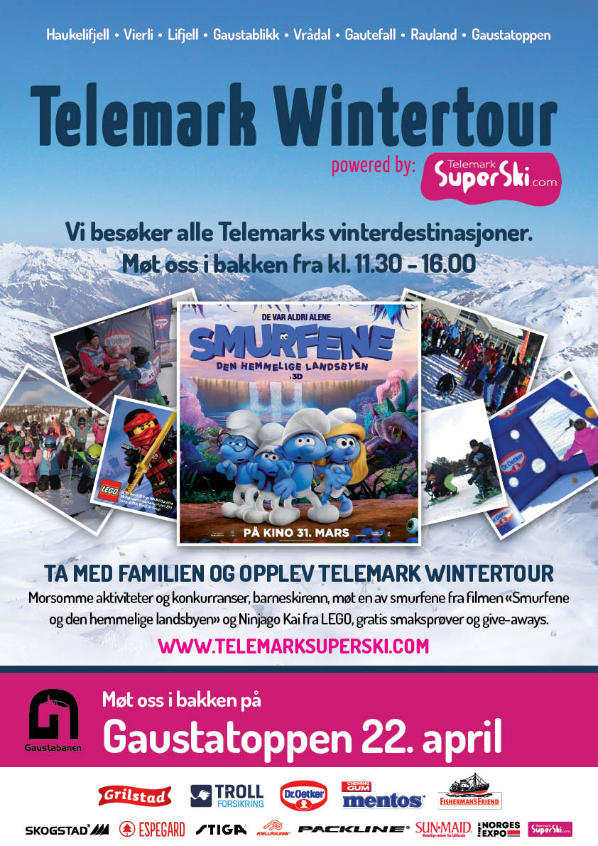 Telemark Wintertour 2016