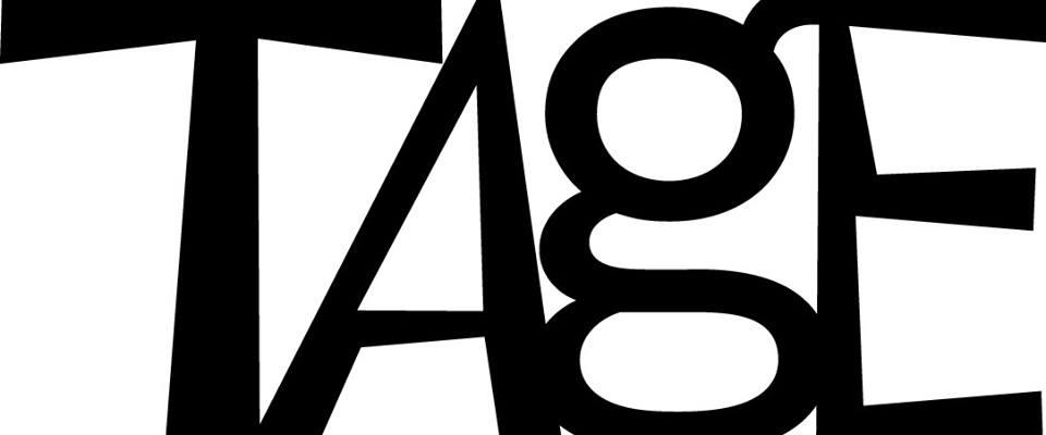 Tage - logotyp 1170x488