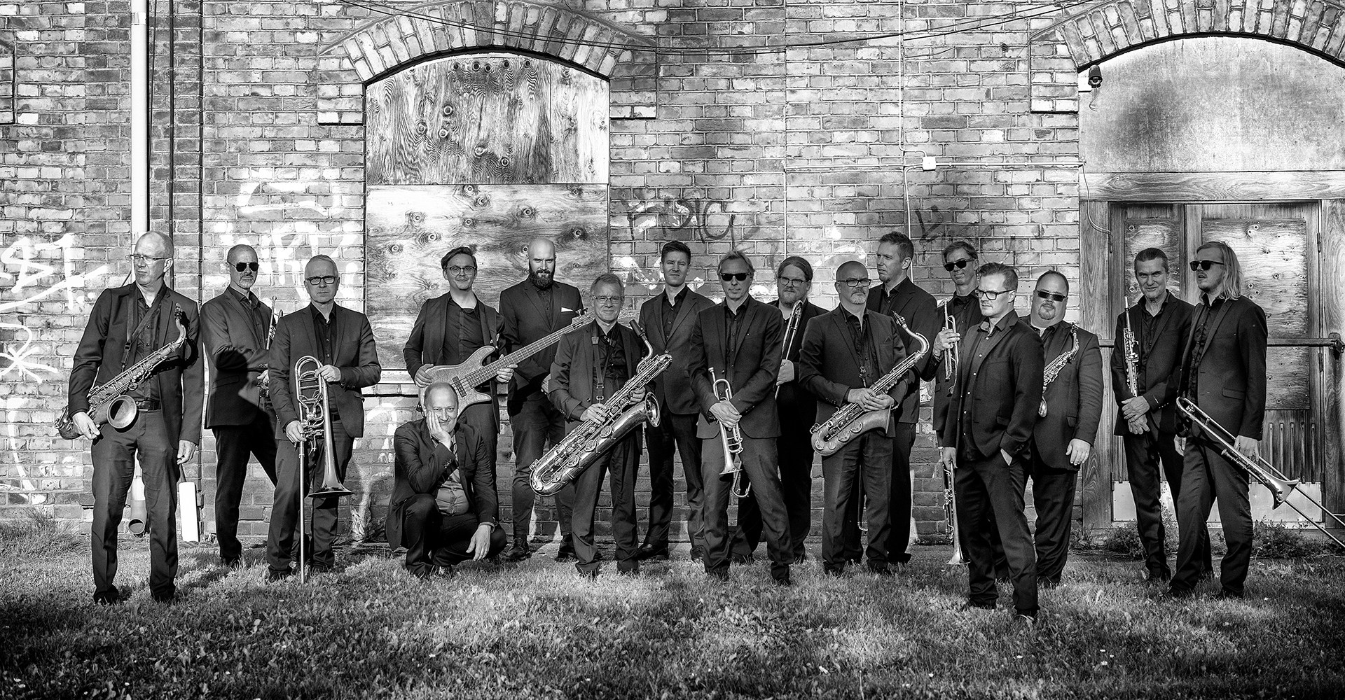 Tellus_norrbotten-big-band-foto-anders-alm-3-bw