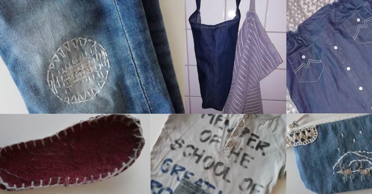 Textilt återbruk