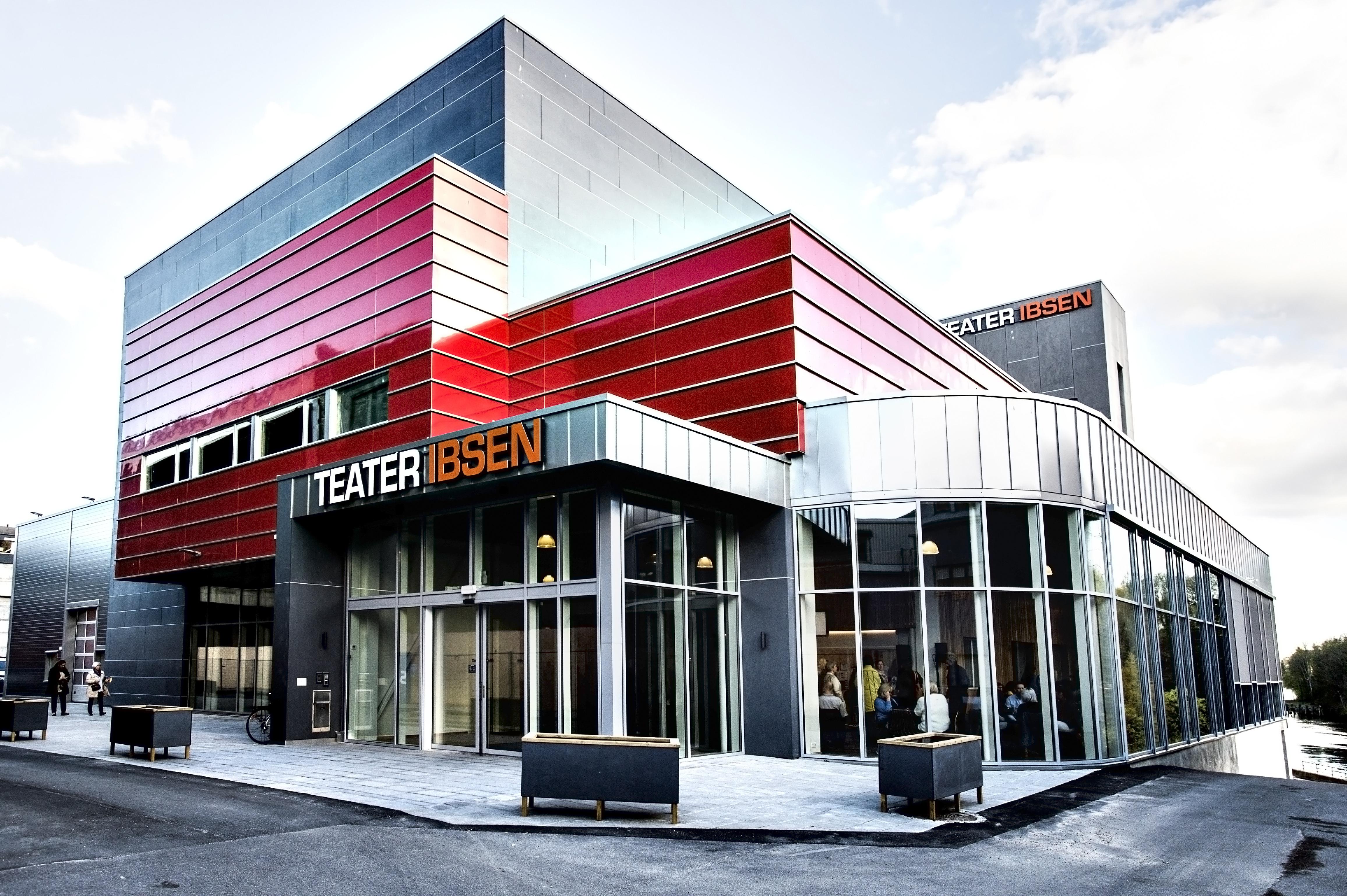 Teater Ibsen, © Christer L. Sørensen