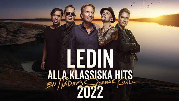 Tomas Ledin Sommar 2022
