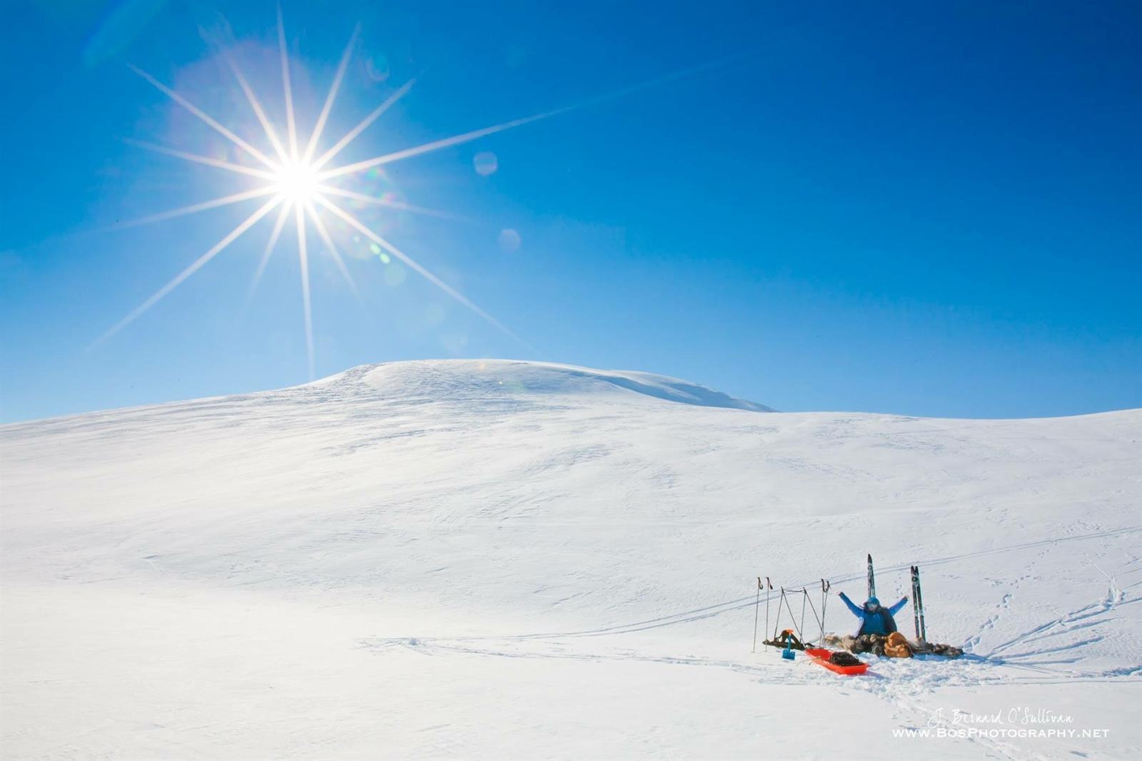 Ski Expeditionen und Arktis Training - Tundra Touren