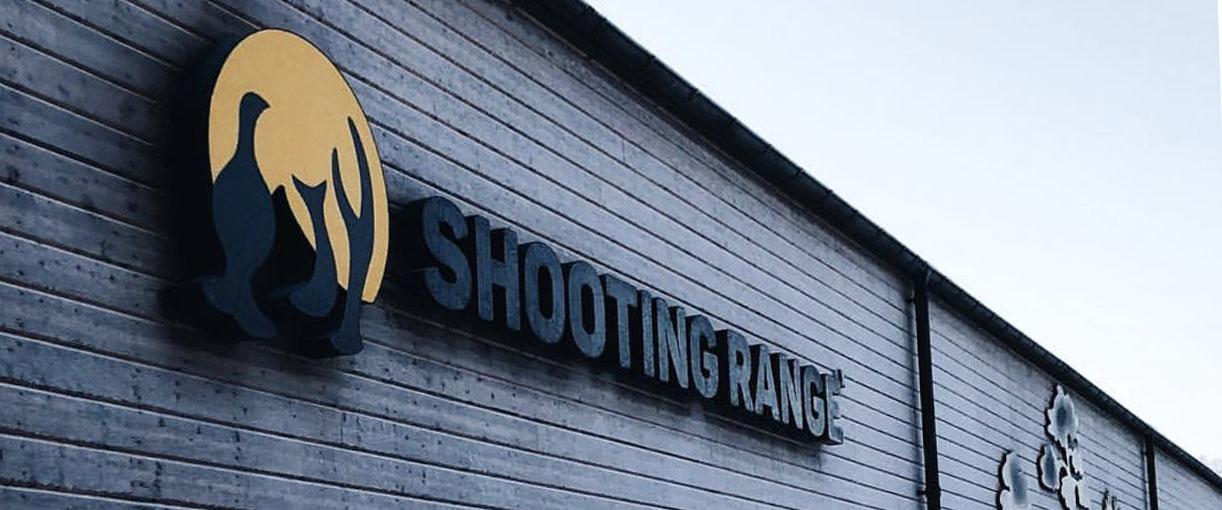 Fritid och Vildmark Shooting Range