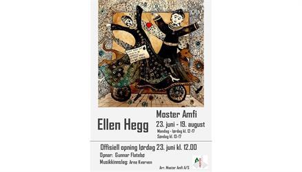 Utstilling: Ellen Hegg