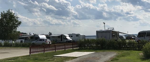 Västra Kajen Camping, Amanda Pogulis