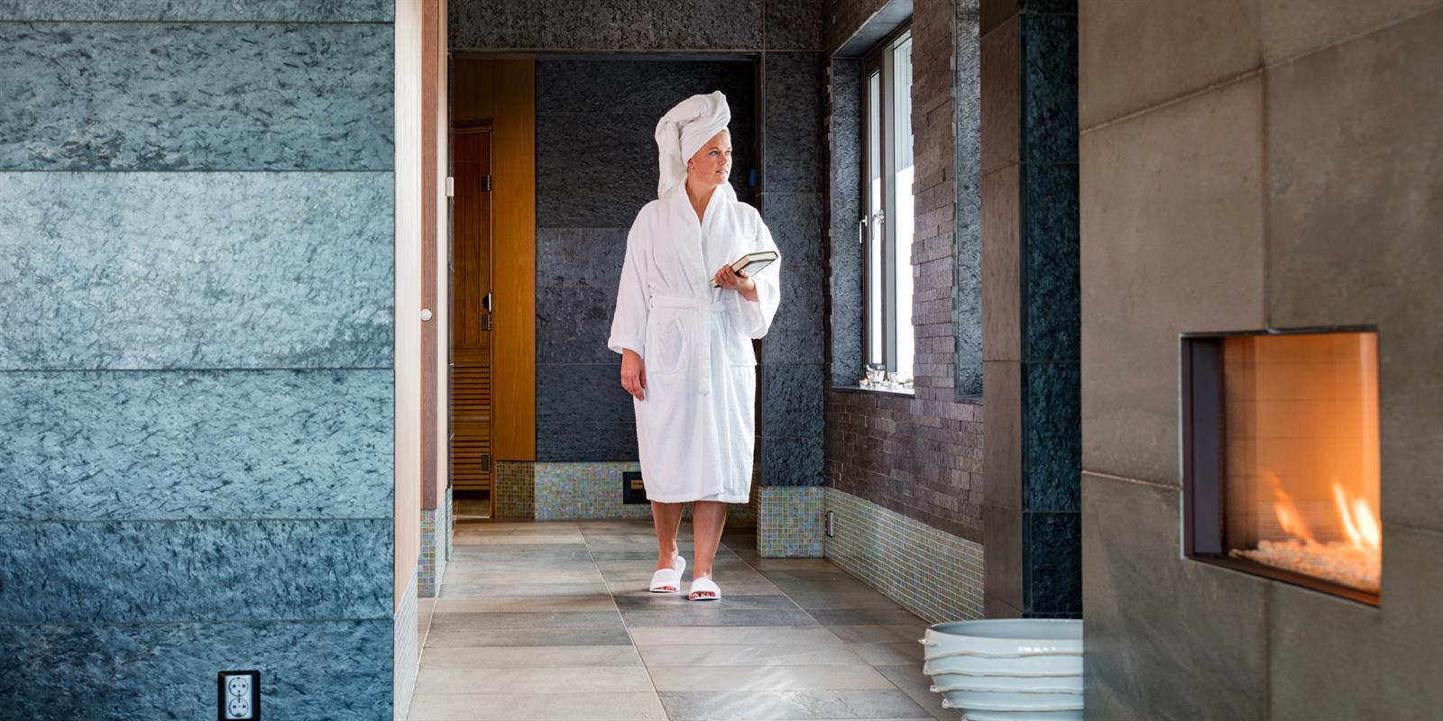 Spa og velvære, Quality Hotel Oppdal