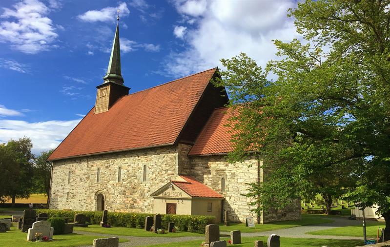 Stiklestad Church