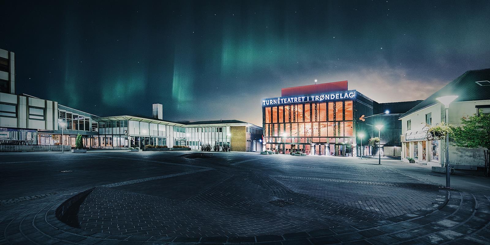Turnéteatret i Trøndelag