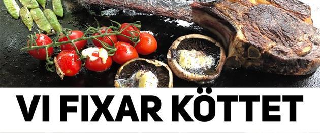 Bröllop, fest eller kalas - oavsett tillställning så fixar vi köttet, Arnemarks Köttservice