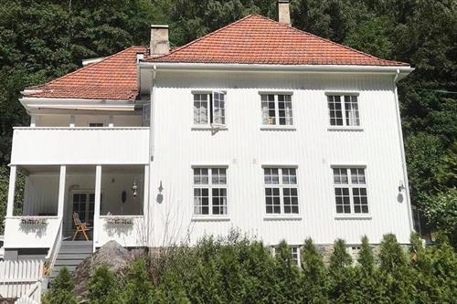 Hvis du leier Villa Sølvvolden får du hele huset for deg selv.