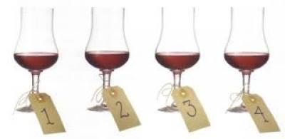 Vin och pralin