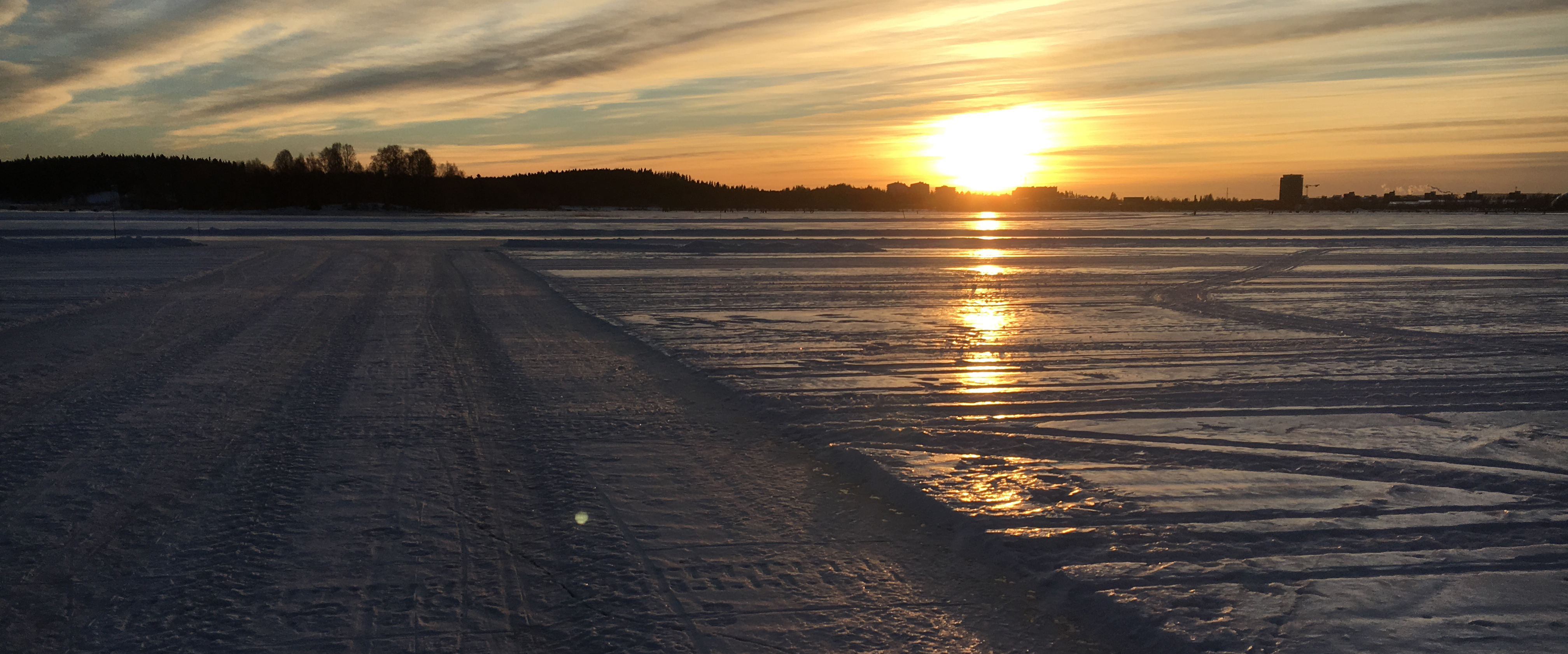 Vintervatten i vintersol - kj-1170x488