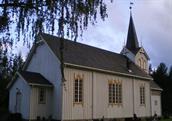 Gudsteneste, Vrådal kyrkje
