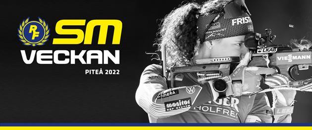 SM-veckan Piteå 2022, banner