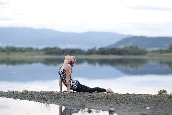 Yoga på Stokkøya