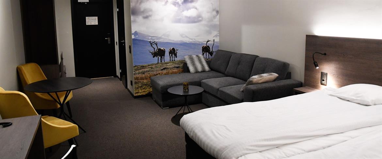 Pite Havsbad Hotellrum