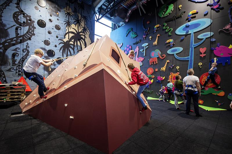 44f0d325 Høyt Under Taket - Climbing Center OPENING SPRING 2019!