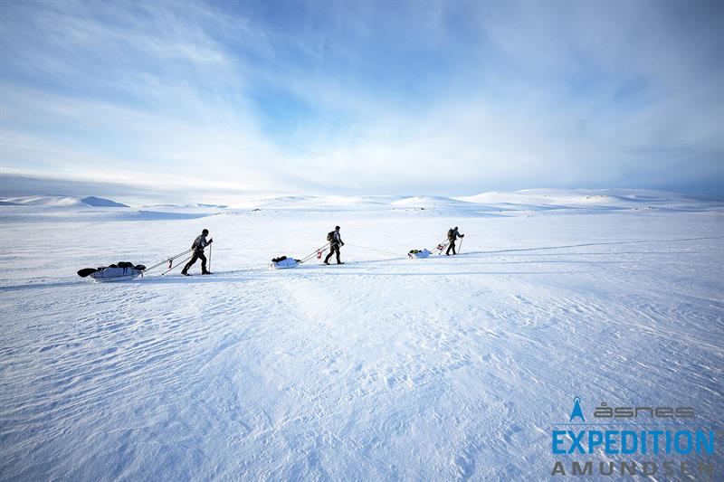 Åsnes Expedition Amundsen