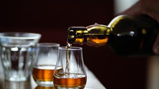 Öl och destillat 2020