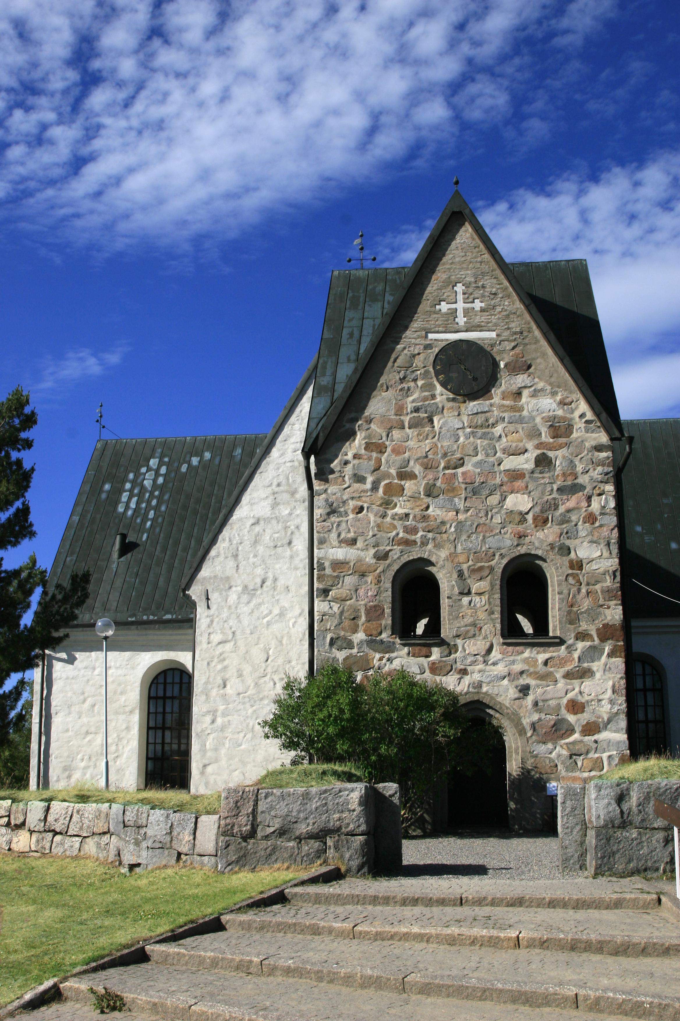 Öjeby kyrka Foto: Sofia Wellborg