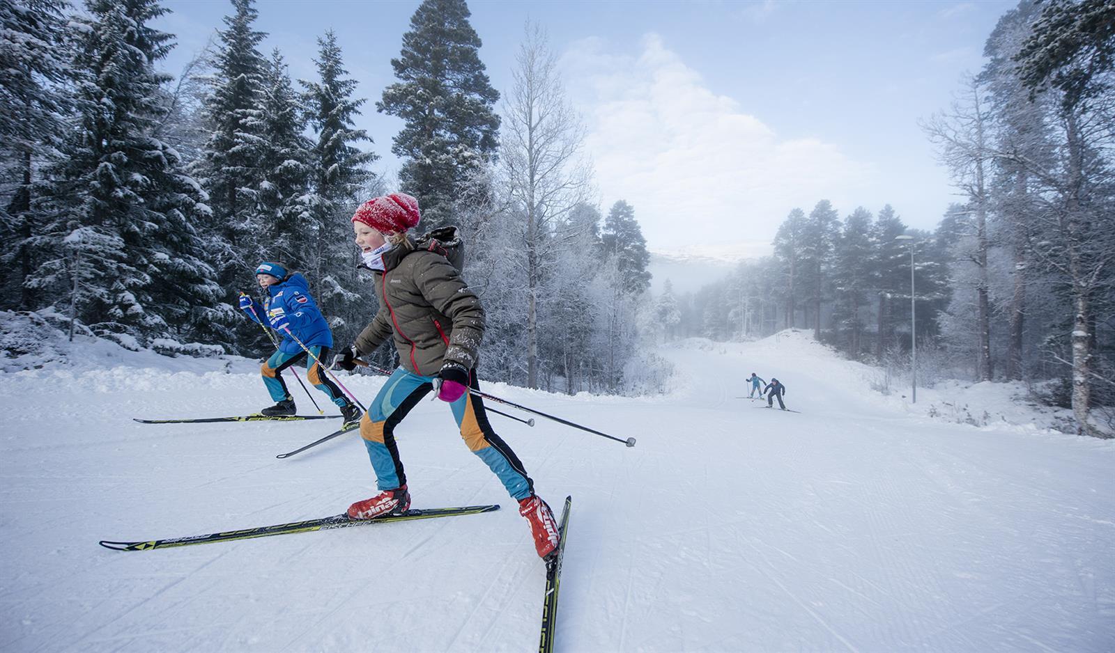 Oppdal skistadion