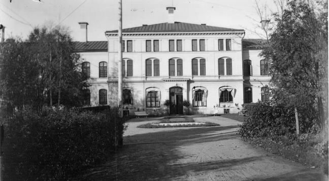 Å hospital